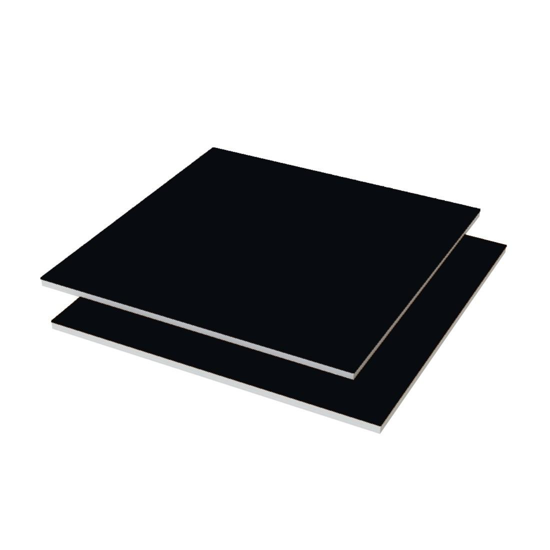 Katz Display board Karton Zwart 20st/doos 860x610x1,6mm