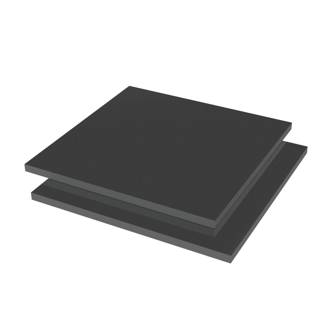 Kronoplan Kronoart HPL Plaat DZ Antraciet 0164bs 2800x2040x6mm