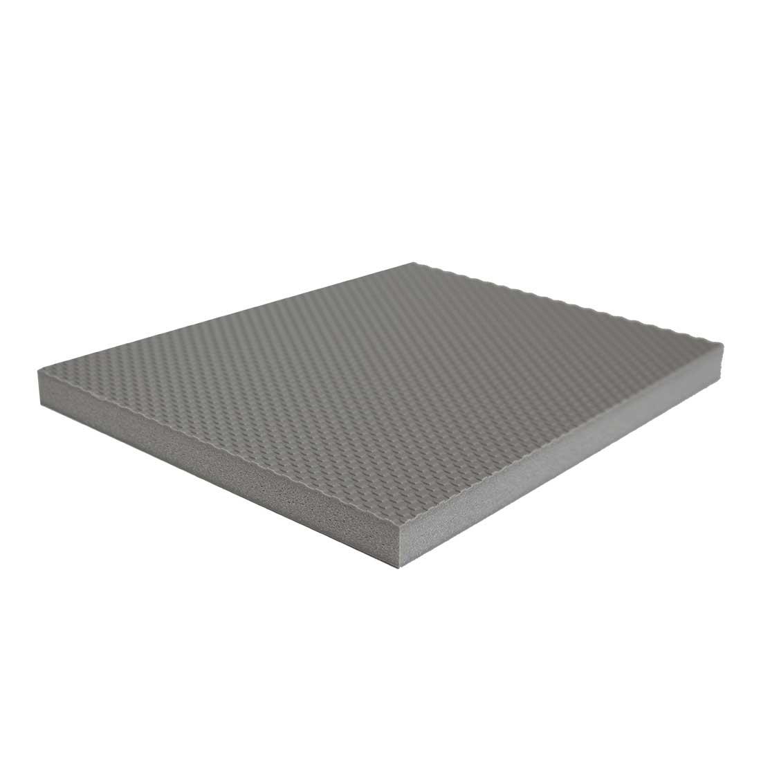 Vinplast PP-foam Plaat Antislip Grijs RAL7004 3000x2000x10mm