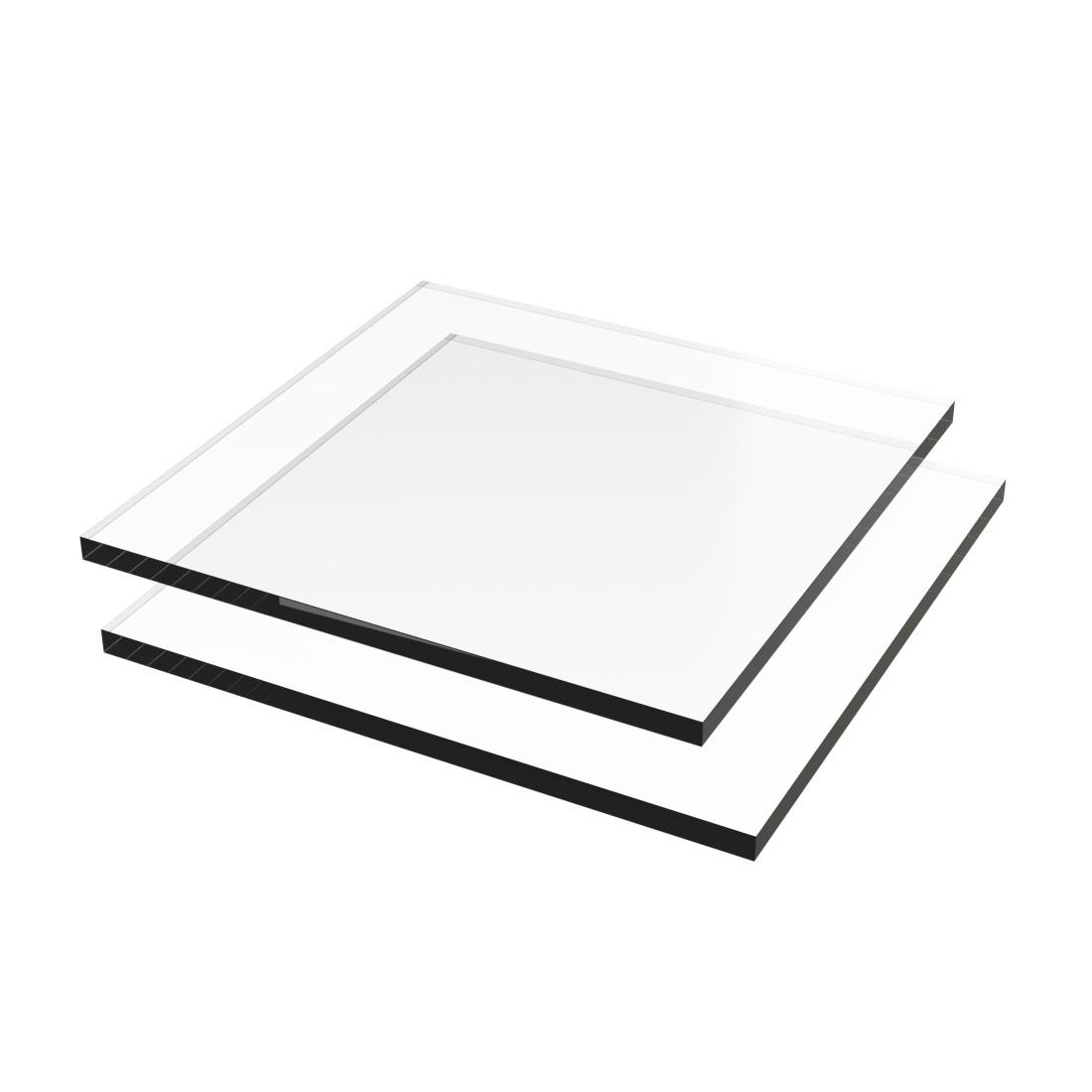 Vikuglass PMMA Plaat XT Helder P200 10000 3050x2050x1,5mm