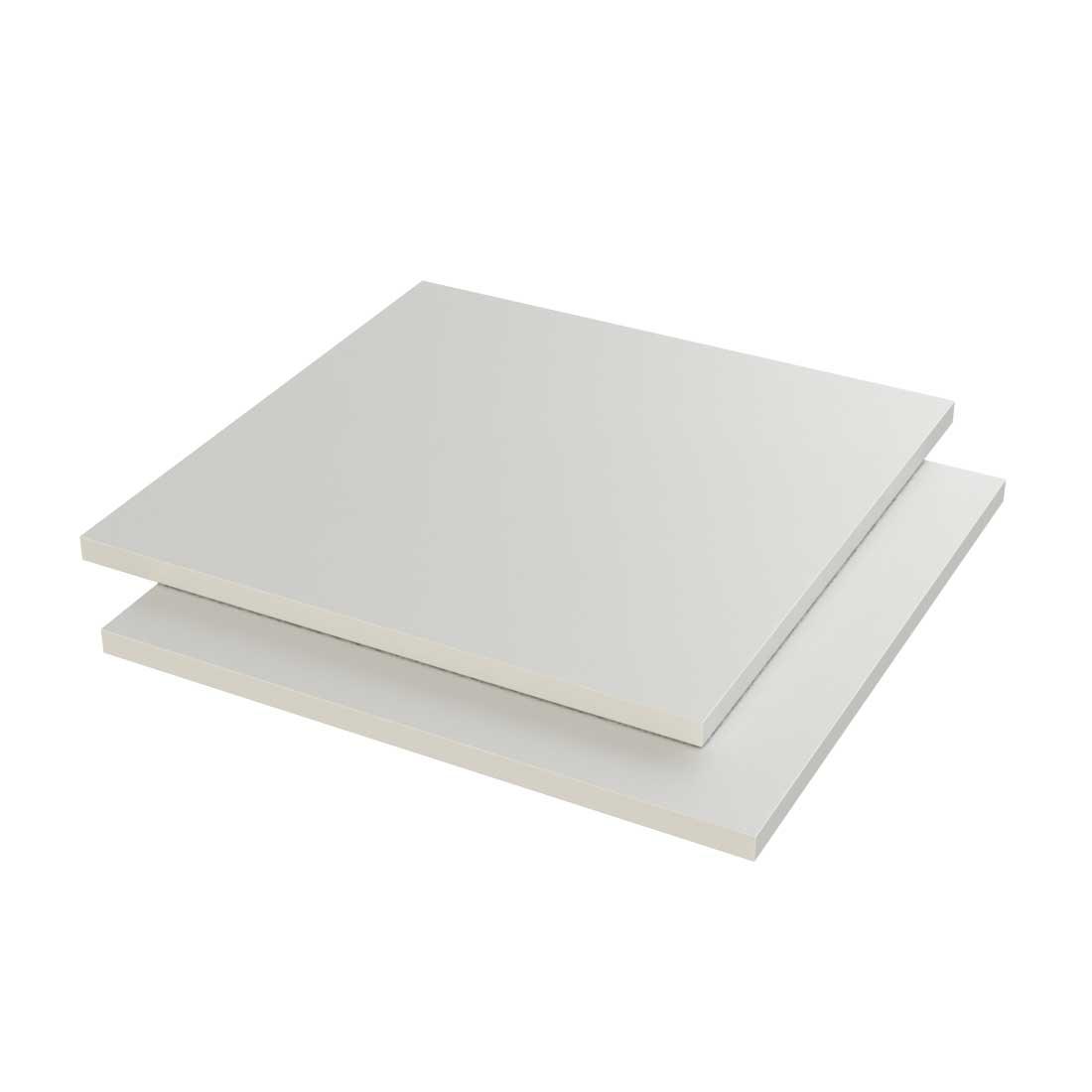 Vikureen PS Plaat Mat/mat Wit 900 1400x1000x0,5mm