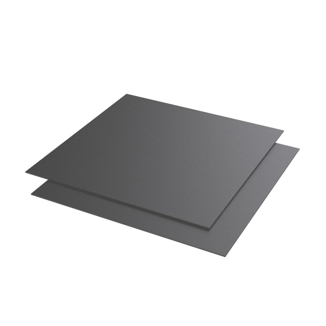 Vikunyl PVC Grijs 9270 Mat 1300x1000x0,2mm