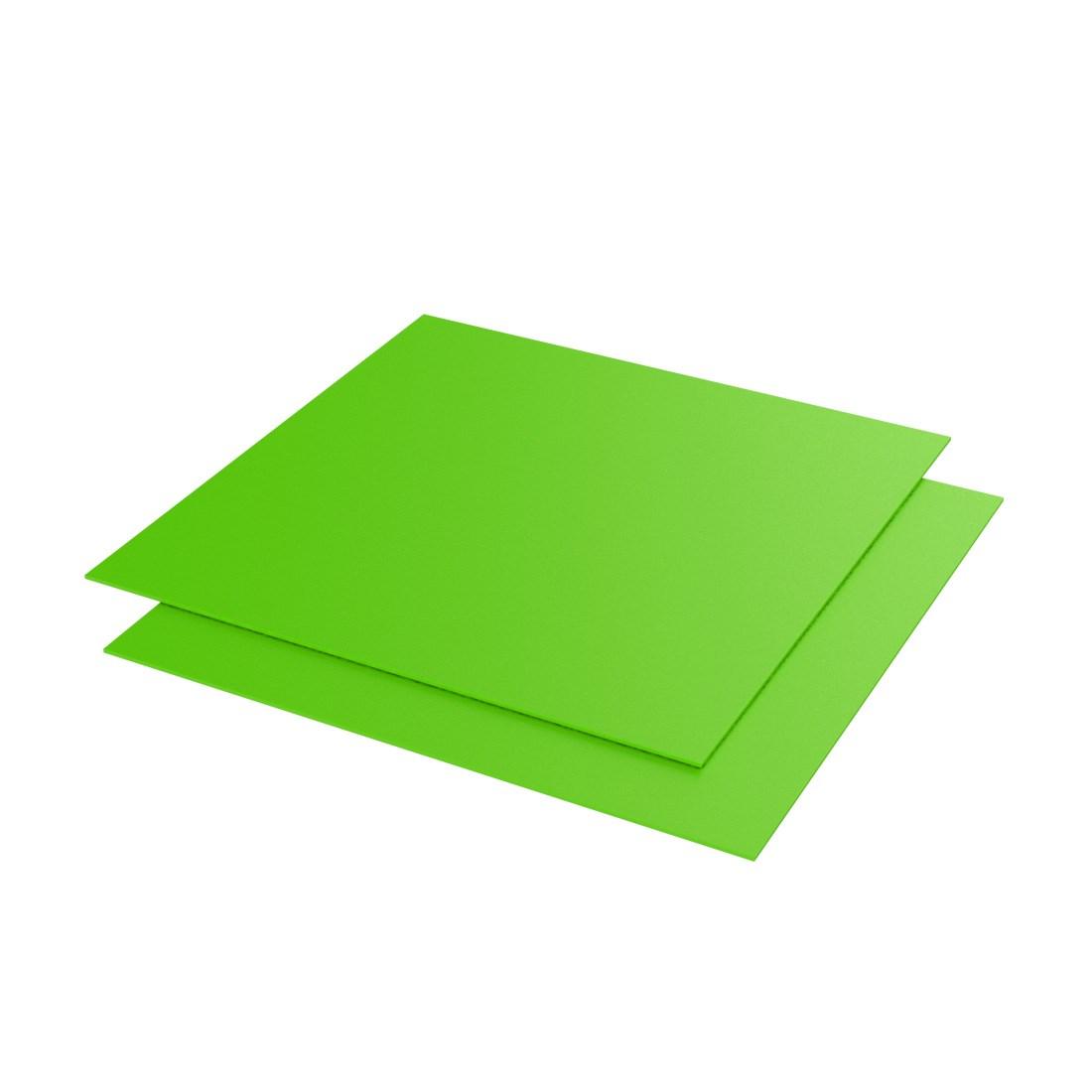 Vikunyl PVC Groen 7100 Mat 1300x1000x0,2mm