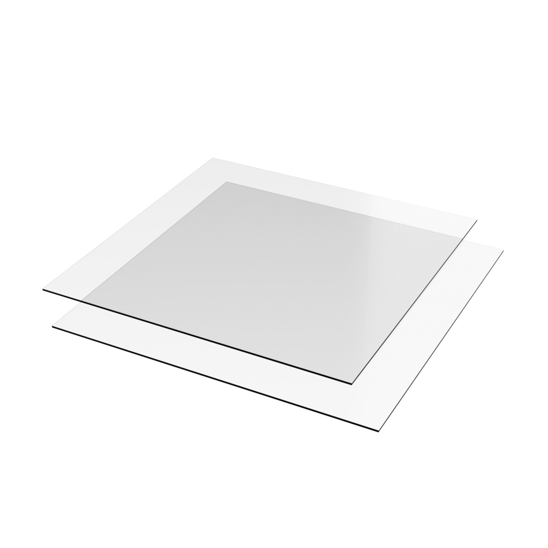 Vikunyl PVC Helder 0015 Glans 1400x1000x0,14mm
