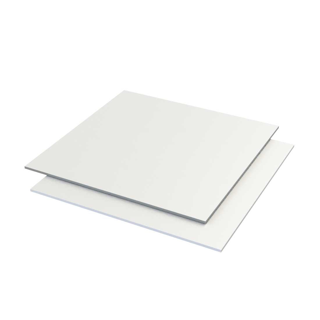 Signicolor Aluminium Plaat Wit 1946-80 3000x1500x1mm