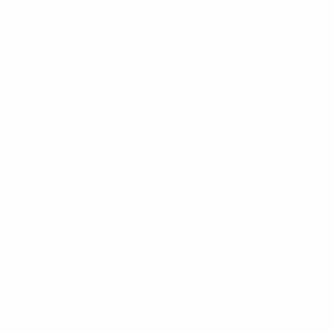 Trespa® Izeon® HPL Plaat EZ Wit RAL9010 Enkelzijdig folie 3050x1530x6mm