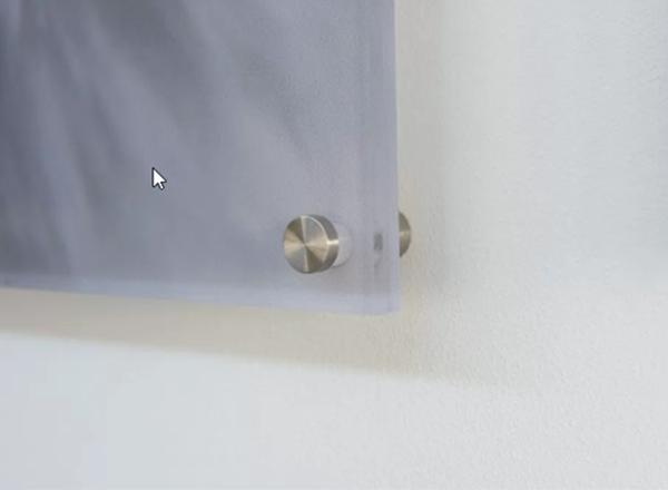 Acrylaat wanddecoratie