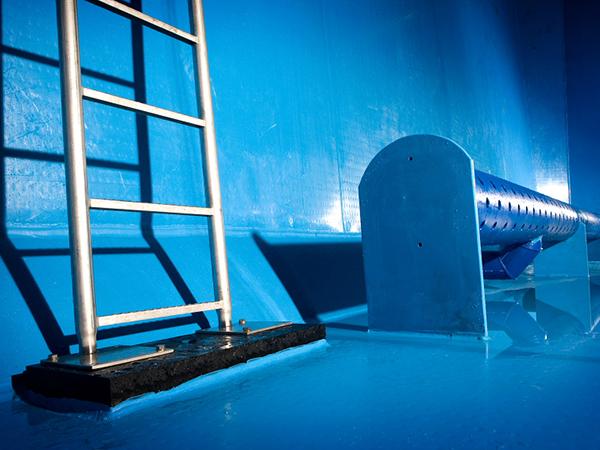 Hydroclick betonbescherming