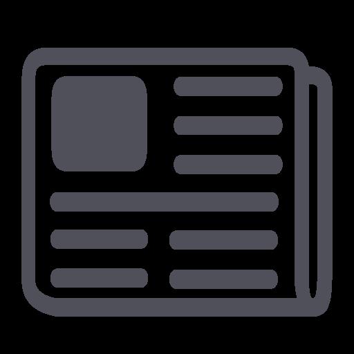 Nieuwsbrief icoon