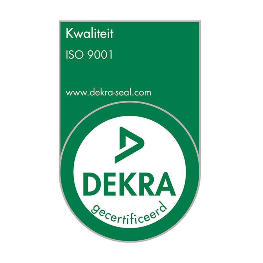 ISO 9001 Certificaat Vink Kunststoffen