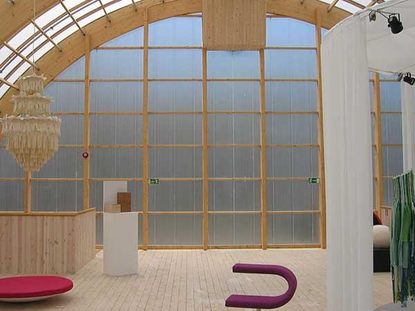 Acrylaat interieurbouw
