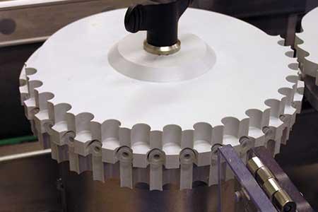PETP voor machinefabrieken