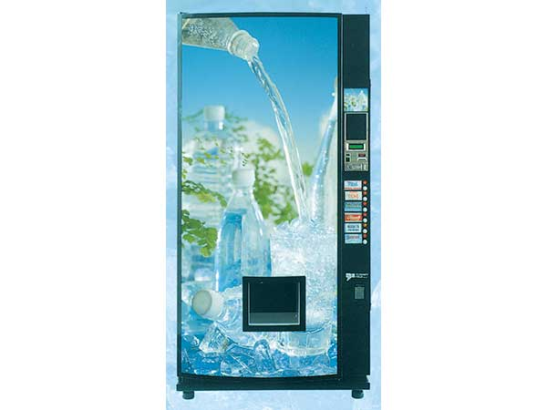 PET-G Verkoopautomaten