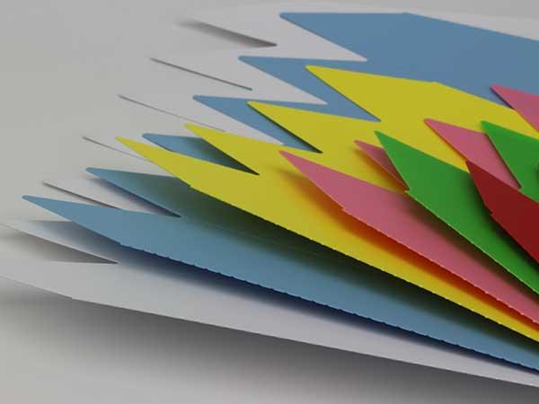 PVC folie labels