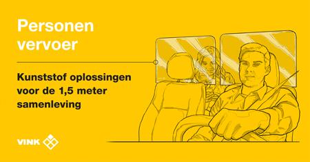 Coronabescherming voor personenvervoer