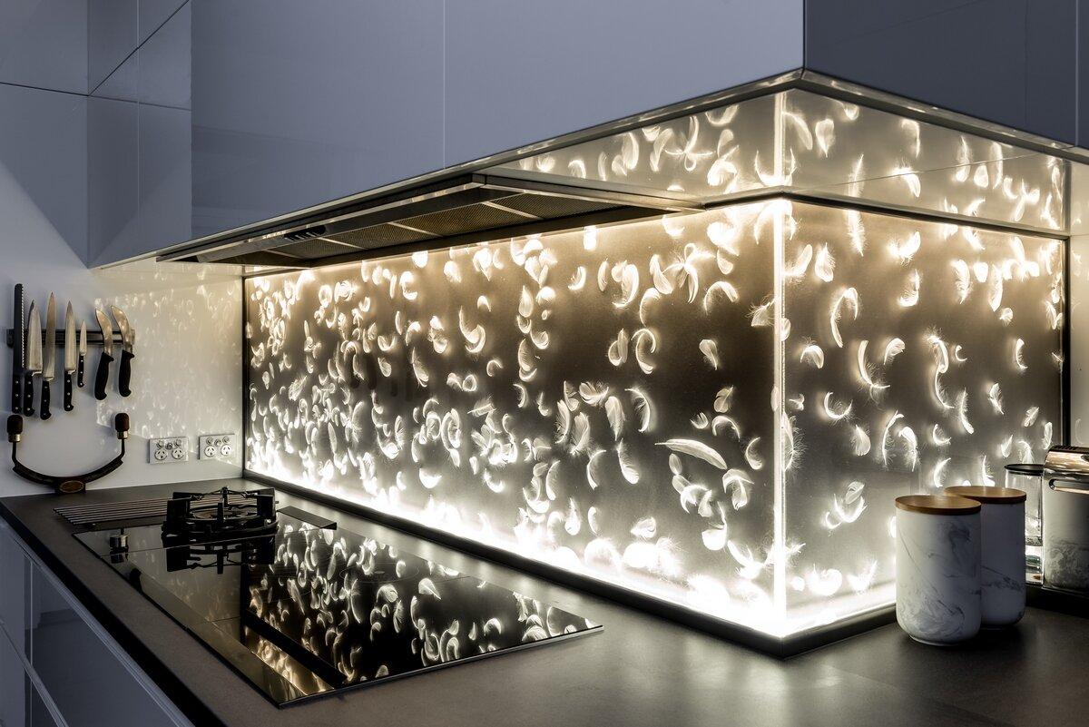 LED verlichting acrylic couture acrylaat