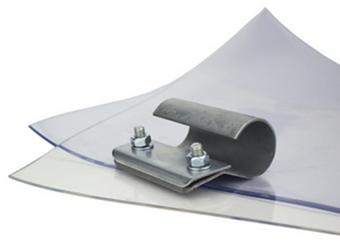 Zacht PVC strokengordijnen | Vink Kunststoffen