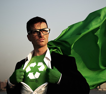 Kunststof recycling programma ReVink